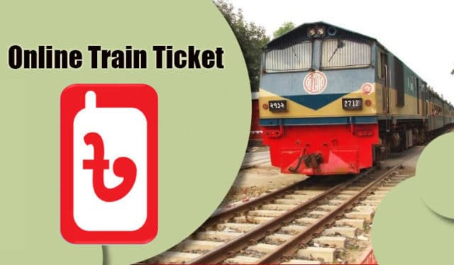 Online-train-ticket