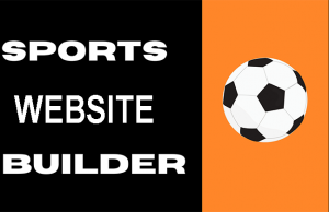 sports-website-builder